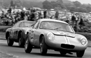The jazz legend raced the car extensively for five seasons in top level international sports car racing in both the UK and Europe