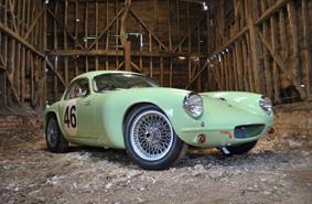 1958 Lotus Elite Series I