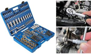 professional socket set from Laser Tools
