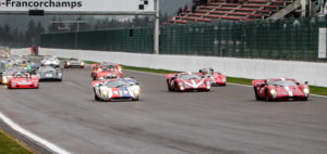A varied grid did battle in the Ardennes