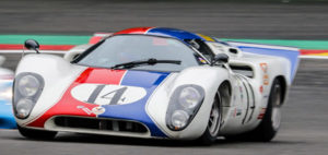 Olly Bryant took FIA Masters Historic Sports Car honours