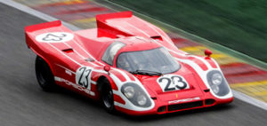 Evocative Porsche 917 added to the spectacle