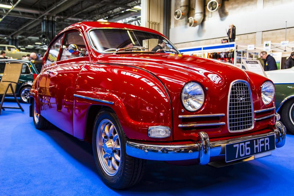 Meguiars Club Showcase Gathers Britains Best For NEC Final - Classic car showcase