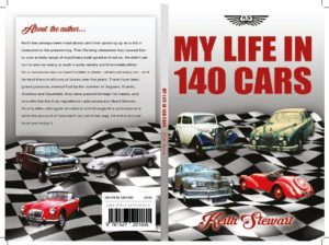 My Life in 140 Cars - Keith Stewart
