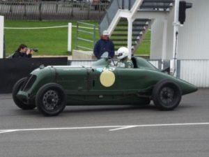Stanley Mann's 8-litre Bentley