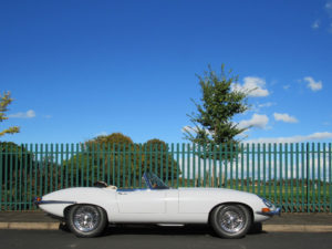 1962 Jaguar E-Type 3.8 Roadster