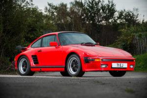 1989 Porsche 911 (930) Turbo 'Flachbau'