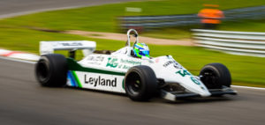 Nick Padmore won the Post-78 division of the FIA Masters Historic Formula One Championship