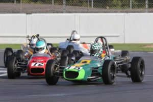 Record 54-car grids to celebrate 50 years of Formula Ford