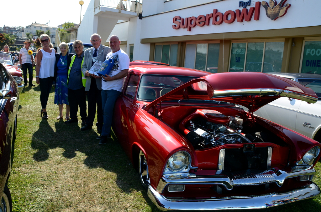Isle Of Wight Show Dates Confirmed Classic Car Magazine - Mercedes tx car show