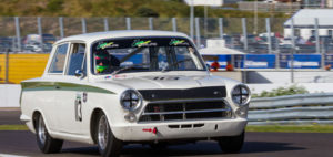 Andy Wolfe won the Masters Pre-66 Touring Car Championship