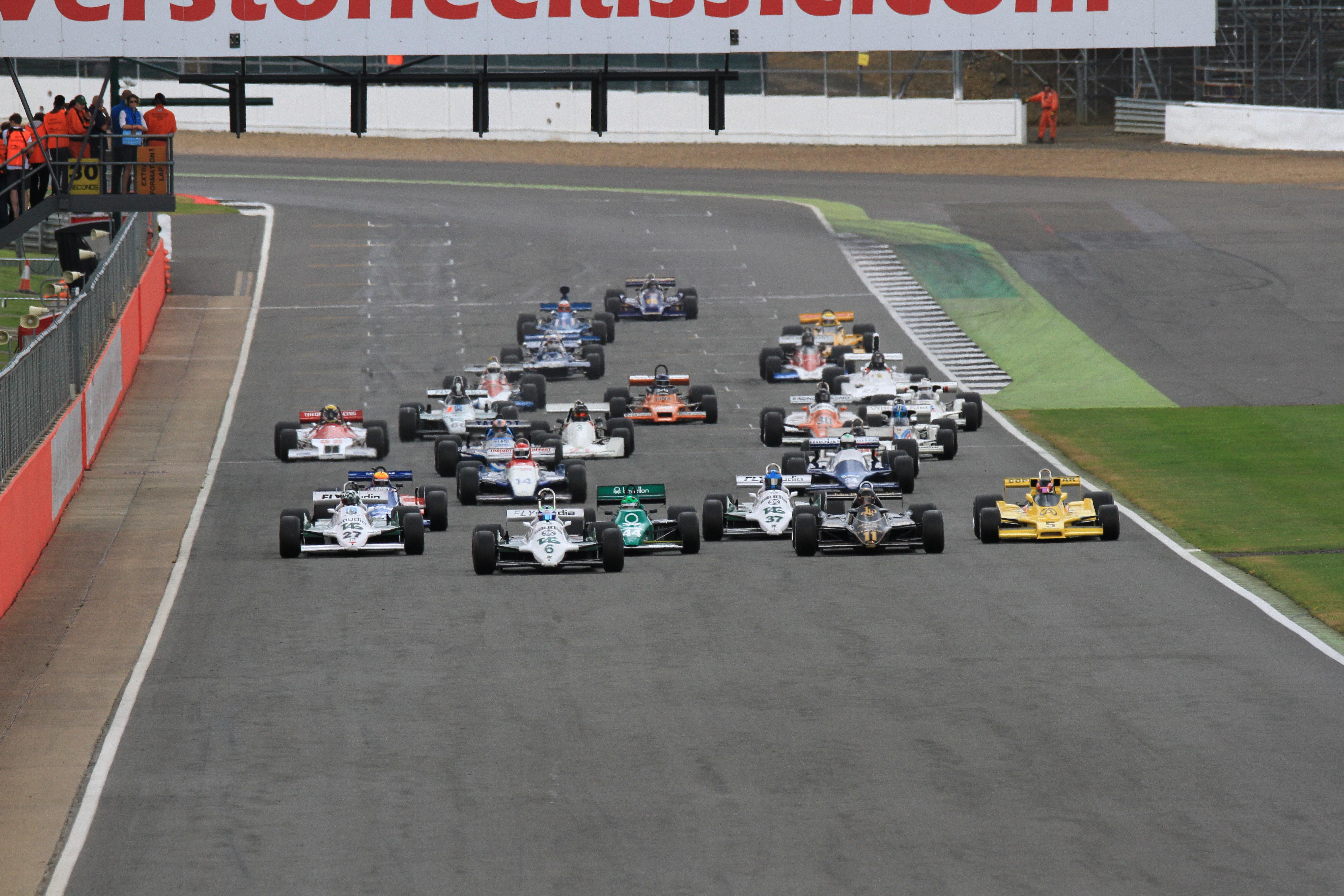 European Festivals Highlight 2017 Masters Historic Racing Calendar ...