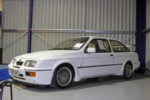 Headlining the results was a 1987 Ford Sierra Cosworth RS500