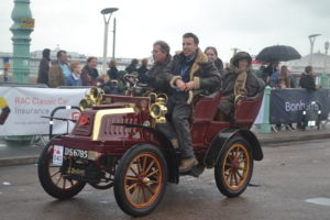 1902 De Dion Bouton a 'Double Phaeton' of 8hp