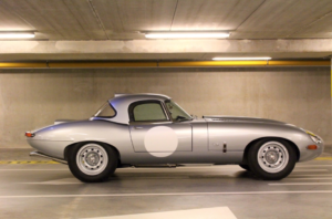 1962 Jaguar E-Type 3.8-Litre Semi-Lightweight Competition Coupé Hardtop