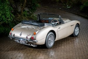 1967 AUSTIN HEALEY 3000 MK III rear