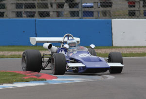 The 1600cc F2 cars will compete for the Jochen Rindt Trophy