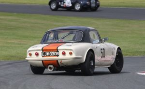 The Brooks family's Lotus Elan