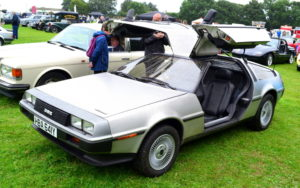 Would the DeLorean be so popular if it hadn't gone 'Back to the Future'
