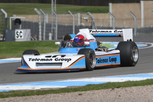 Richard Ellingworth's March 782 at Donington
