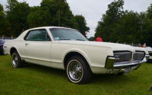 Utilising Mustang underpinnings Mercury's 1967 Cougar XR7
