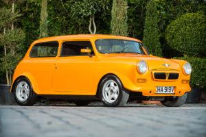 1990 (built) Customised Mini 'Orange Crush'