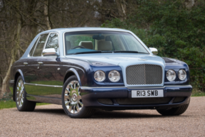 2004 Bentley Arnage R Mulliner Level lI