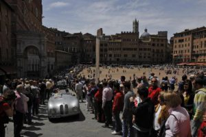 BMW at the Mille Miglia 2012