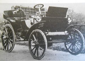 An unfortunate name the Hudlass Dogcart from 1900 as seen on the roads around Southport