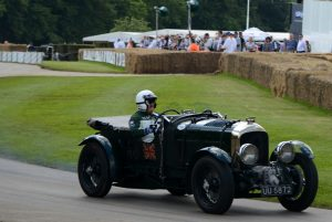 Birkin's Blower Bentley no2 team car from 1930