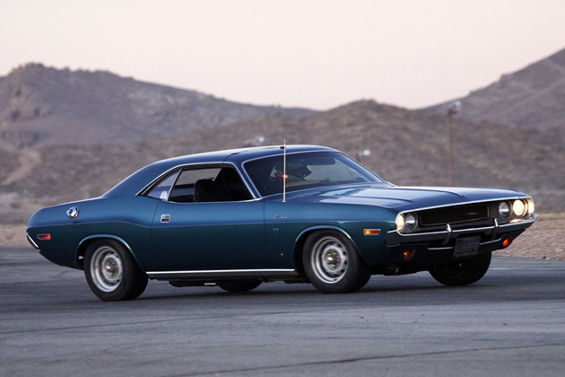 A Look At The Legend Of The Dodge Challenger Classic Car Magazine