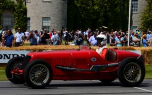 Maserati 8C-3000 Painted BRG Birking drove to third place Tripoli GP 1933 (2)