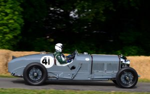 Old no1 Le Mans winner for Birkin and Barnato 1929