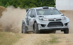 Proton launch their IRIZ R5 rally car at the 2017 FOS and it really impressed