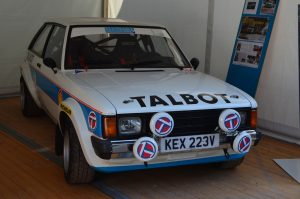 Chrysler Europe initiated development of the Talbot Sunbeam Lotus