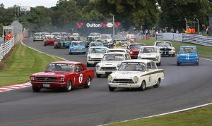 HSCC Historic Touring Cars at the 2016 Gold Cup