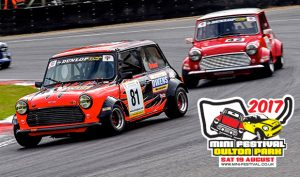 Mini Festival returns to Oulton Park with a bumper programme of themed racing, car club activities, and off-track attractions this Saturday (19 August). For just one day, the picturesque Tarporley venue will be devoted to Britain's most popular compact car, with Mini racing, Mini displays, Mini competitions, and much more.  The on-track show will be headlined by the MINI CHALLENGE UK, which will offer up six races across three slightly different classes. Foremost amongst these will be the MINI CHALLENGE – JCW category, which is home to the most advanced tin top racing machines in the country, outside the British Touring Car Championship.   Fans hoping to take a closer look at these machines are in luck as there will be a free grid walk at lunch time ahead of the second JCW race of the afternoon. This will be a great opportunity to meet the drivers, add some signatures to the autograph collection, and soak up the unique atmosphere of an impending motor race., and is free of charge to all.  The Cooper Pro/Am and Open MINI CHALLENGE groups will showcase lower class MINIs as well, with fierce bumper-to-bumper action expected up and down both grids.   Original Minis will be out in force too, with races for the Mini Miglias and Mini Se7ens. Cars based on the original Alec Issigonis are always a massive hit and these two classes are renowned for producing crowd-pleasing racing.   Away from the racing there will be much to see and do too, including large displays from Mini clubs and individual car owners. The UK-based Mini community is enormously devoted and it always creates a real buzz when they get together in one place. The Mini owners themselves will bring the event to a joyous conclusion with a track parade at the close of racing.   Other event highlights will include trade stands, funfair rides, live music, and YoungDrive! taster sessions which will put your 11-17-year-old in the MINI driving seat.