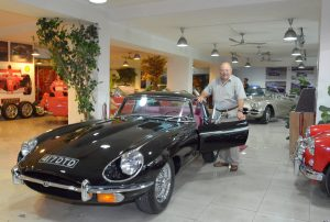 Malta Classic Car Museum Collection