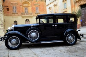 1928 Marmon Model 68 perfectly restored by Joseph Camilleri of Malta