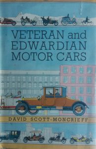 Victorian & Edwardian Motor Cars Book Review