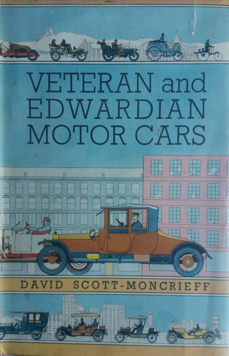 Victorian & Edwardian Motor Cars Book Review | Classic Car Magazine ...
