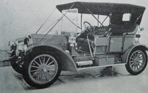 1909 Welch Model 4.0