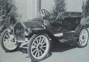 1910 Packard Model H