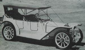 1913 Coey Flyer