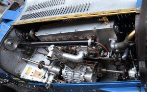 Bugatti Type 35 engine