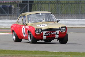 The Alan Mann Ford Escorts will be celebrated at Brands Hatch