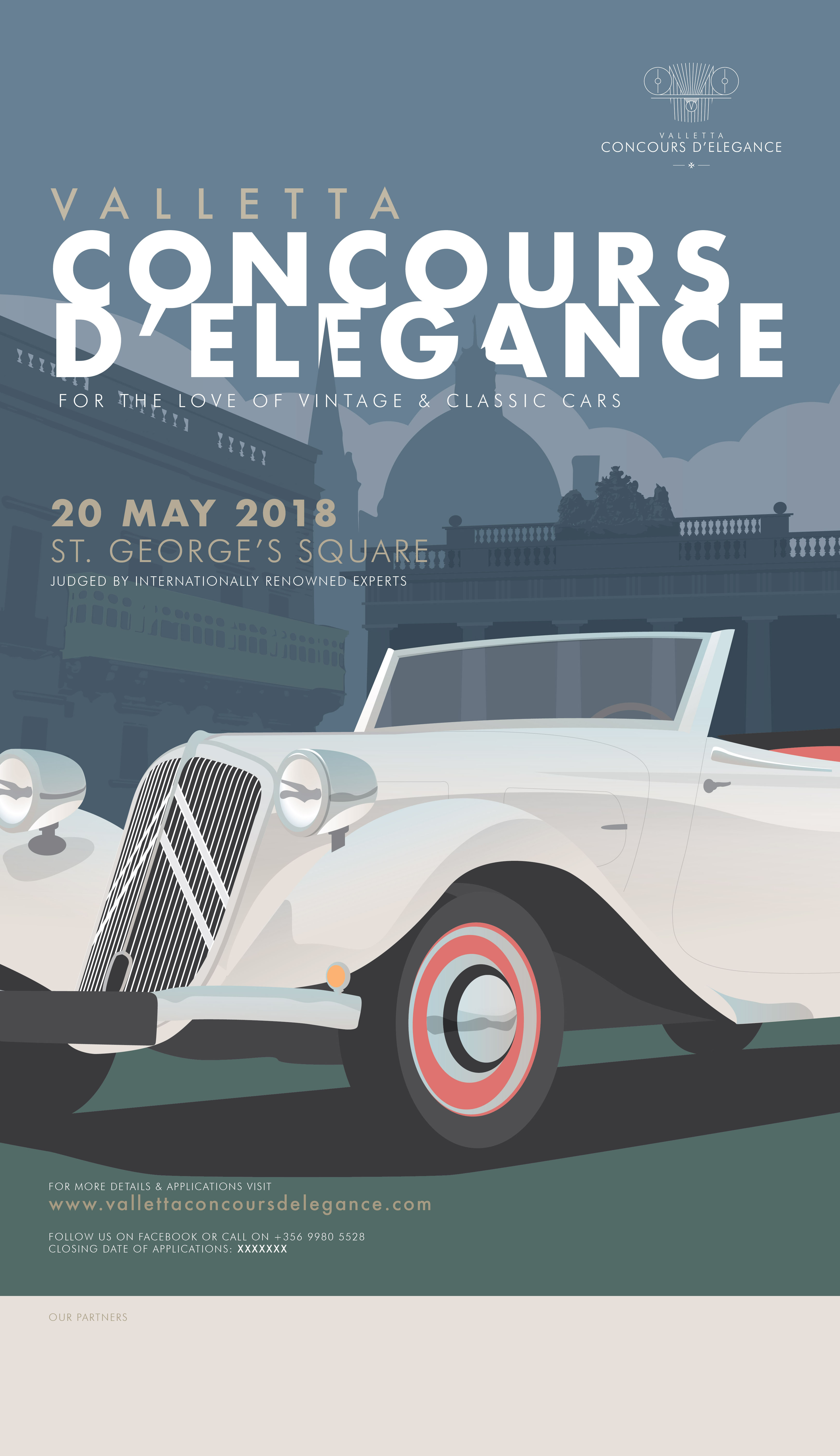 Valletta Concours d\'Elegance 2018 | Classic Car Magazine | Classic ...