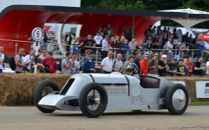 Avions Voisin LSR in-line eight of eight litres providing 210bhp in 1927