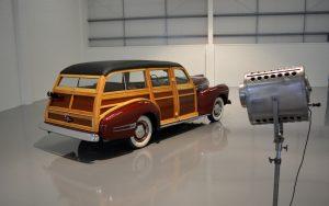 Buick Model 49 Station Wagon