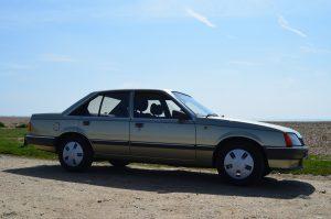 Vauxhall Carlton 2.0